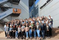 Volkswagen Bildungsinstitut: Ersten Auszubildenden, Jahrgang 2017, starten praktische Berufsausbildung