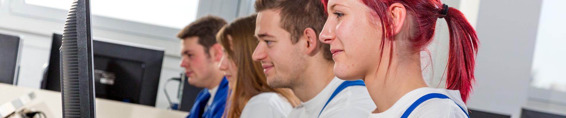 Volkswagen Bildungsinstitut: Ausbildung: Eltern und Lehrer
